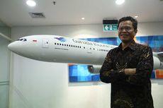 Dirut Garuda: Tidak Ada Rencana Pembelian Airbus A350