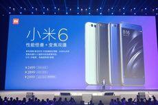 Ini Dia Harga Xiaomi Mi 6, Termurah Rp 4,8 Juta