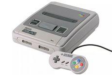 Lanjutkan Nostalgia, Nintendo Bikin Super NES Ukuran Mini