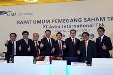 Astra International Bagi Dividen Rp 6,8 Triliun