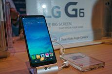 LG G6 Anti-air dan Tahan Jatuh, Bagaimana Kalau Rusak?