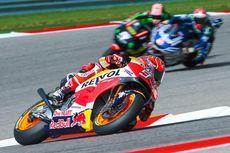 Marquez dan Vinales Mulai Memanas di GP Americas