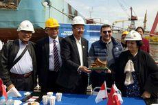 PLN Sewa Kapal Pembangkit Listrik dari Turki Selama 5 Tahun