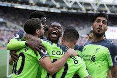 Hasil Liga Inggris, Liverpool Kembali Menjauh dari Arsenal