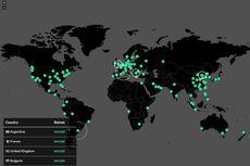 Pantau Serangan WannaCry Secara Langsung lewat Situs Ini