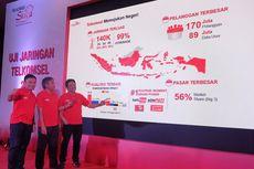 Upaya Telkomsel Jaga Sinyal Pemudik Lebaran 2017