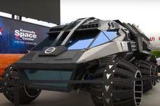 Ini Wujud Mobil untuk Planet Mars Milik NASA