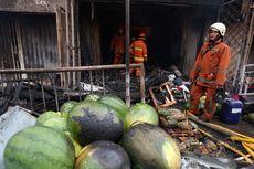 496 Peristiwa Kebakaran Terjadi di Jakarta pada Januari-Agustus 2017