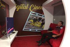 Pemudik Bisa Nonton, Karaoke, hingga Foto Gratis di T3 Soekarno-Hatta