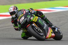 Zarco Bikin Kejutan, Rossi di Posisi Empat