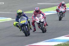 Akhirnya Rossi Raih Podium Juara