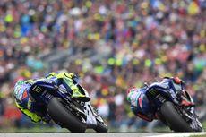 Rossi Cukup Senang Meski Hanya Finis Ke-5