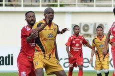 Hasil Liga 1, Mitra Kukar Raih Poin Penuh atas Semen Padang