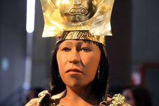 Mumi Bangsawan Wanita Direkonstruksi, Wajah Aslinya Pun Terungkap