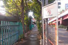 Tak Ada Aktivitas Penjualan Motor Roda 3 di Jalan Wonokromo Surabaya