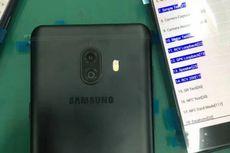 Inikah Galaxy C10, Ponsel Berkamera Ganda Pertama dari Samsung?