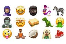 Emoji Baru di iPhone, dari Wanita Berhijab hingga Zombie