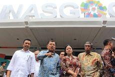 Jusuf Kalla: Persiapan Asian Games 2018 Sesuai Rencana