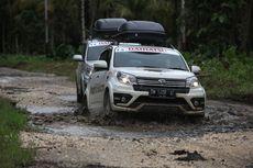 SUV Daihatsu Tuntaskan Ekspedisi