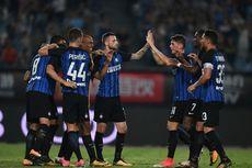 Taklukkan Real Betis, Inter Tutup Laga Pramusim dengan Kemenangan