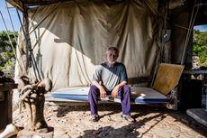 Kisah Morandi, Pria yang Menyepi 28 Tahun di Pulau Tak Berpenghuni