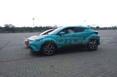 Ini Penampakan Toyota C-HR untuk Indonesia
