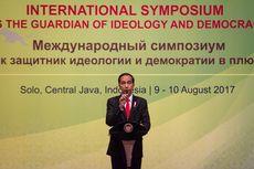 Jokowi Sebut Generasi Milenial Jadi Tantangan Berkonstitusi