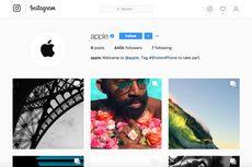 Apple Bikin Akun Resmi di Instagram, Pamer Hasil Foto iPhone
