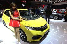 Honda Pertahankan Takhta Jazz Sampai Akhir Tahun