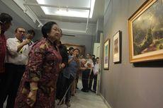 Megawati, Lukisan Istana, dan Memori Zaman Bung Karno...