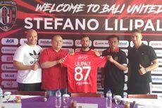 Bali United: Mungkin Nilai Kontrak Lilipaly Terbesar di Liga Indonesia
