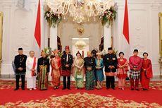 Jokowi Ungkap Pesan di Balik Semarak Baju Adat pada HUT RI