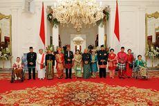 Habibie Puji Semangat Persatuan dalam Perayaan HUT RI di Istana