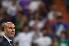 Zidane Tak Mau Banyak Komentar soal Kartu Merah Sergio Ramos