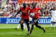 Hasil Liga Inggris, Man United Pesta Empat Gol di Kandang Swansea