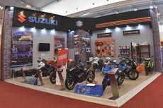 Suzuki Sambangi Konsumen Motor di Pusat Keramaian