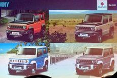 Jimny Generasi Keempat Meluncur di Tokyo Motor Show
