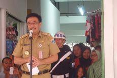 Djarot Berkurban di Jakarta Islamic Center dan Sekolah Anaknya