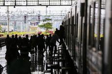 Rusun Dekat Stasiun Dongkrak Jumlah Penumpang Kereta