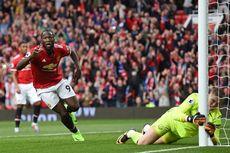 Hasil Liga Inggris, Gol Lukaku dan Kemenangan Man United atas Everton