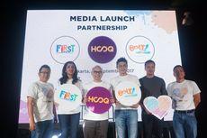 First Media, BOLT dan HOOQ Umumkan Kerja Sama Konten Hiburan