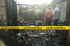 Masak Pakai Kompor Campuran Solar dan Bensin, Rumah Bos Bakpao Terbakar