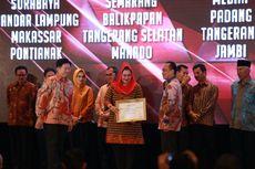 Dapat Tiga Penghargaan, Semarang Kini Jadi Kota Terbaik