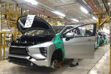 Kualitas Pabrik Mitsubishi Indonesia Berstandar Global