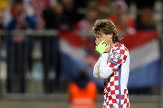 Kroasia Terancam, Luka Modric Geram kepada Pelatih