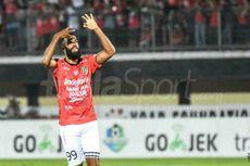 Comvalius Catat 32 Gol, Bali United Ungguli PS TNI