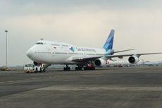Garuda Indonesia Pensiunkan Pesawat Boeing 747-400