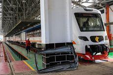 Pembangunan Kereta Bandara Capai 94 Persen