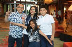 Anak Makin Besar, Novita Angie Lebih Mudah Pilih Tempat Liburan