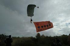 Mengenang Pasukan Terjun Payung Pertama TNI AU di Pelosok Kalimantan